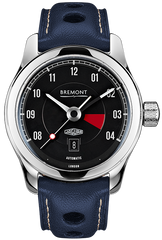 Bremont Watch Jaguar E-Type MKIII