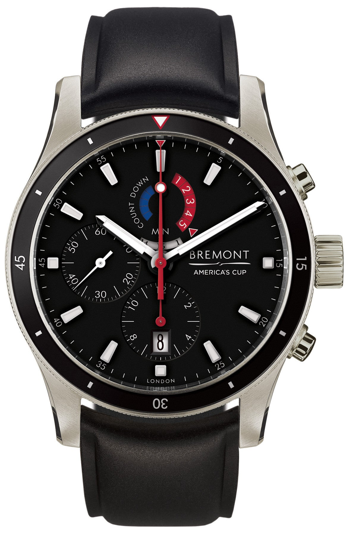 Bremont Watch Americas Cup Regatta OTUSA Black Limited Edition