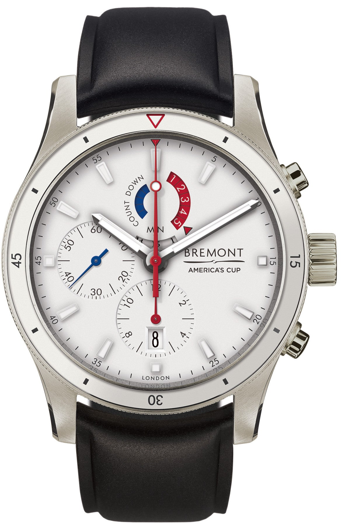 Bremont Watch Americas Cup Regatta OTUSA White Limited Edition