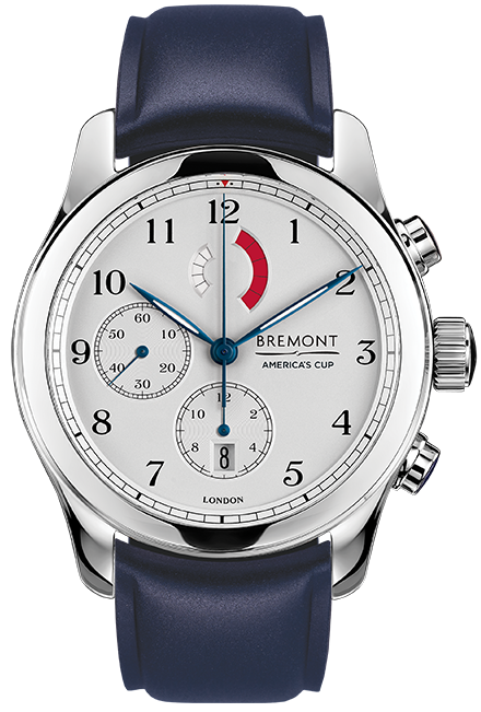 Bremont Watch Americas Cup Regatta AC Steel Limited Edition