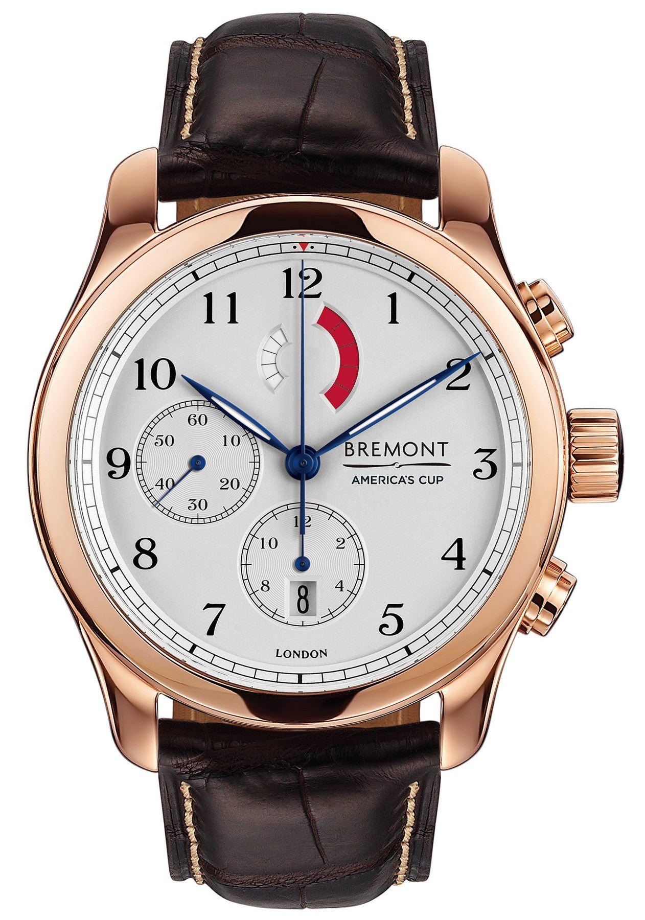 Bremont Watch Americas Cup Regatta AC Rose Gold Limited Edition