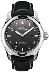 Bremont Watch Solo Polished Black