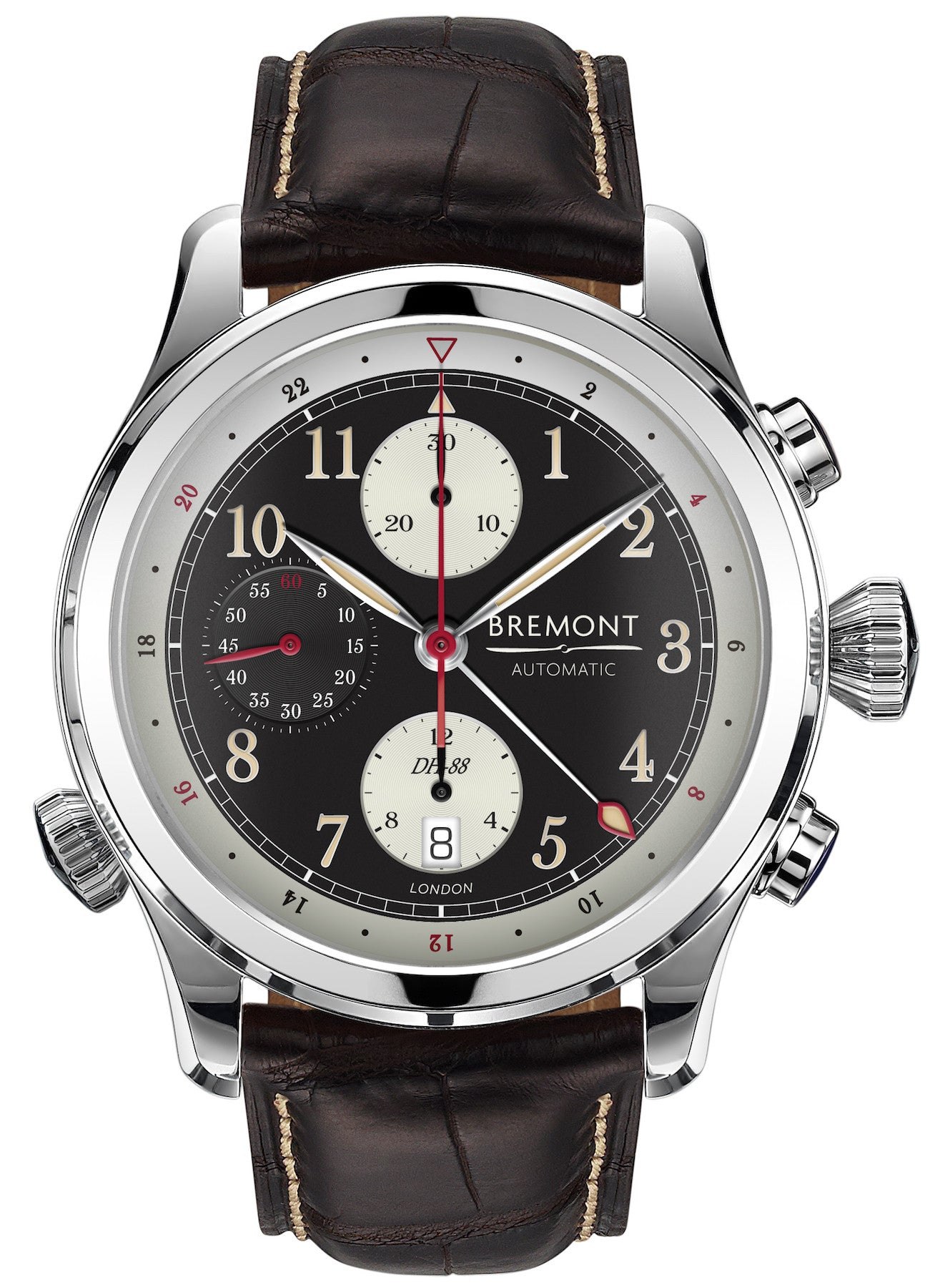 Bremont Watch DH-88 Steel Limited Edition Pre-Order