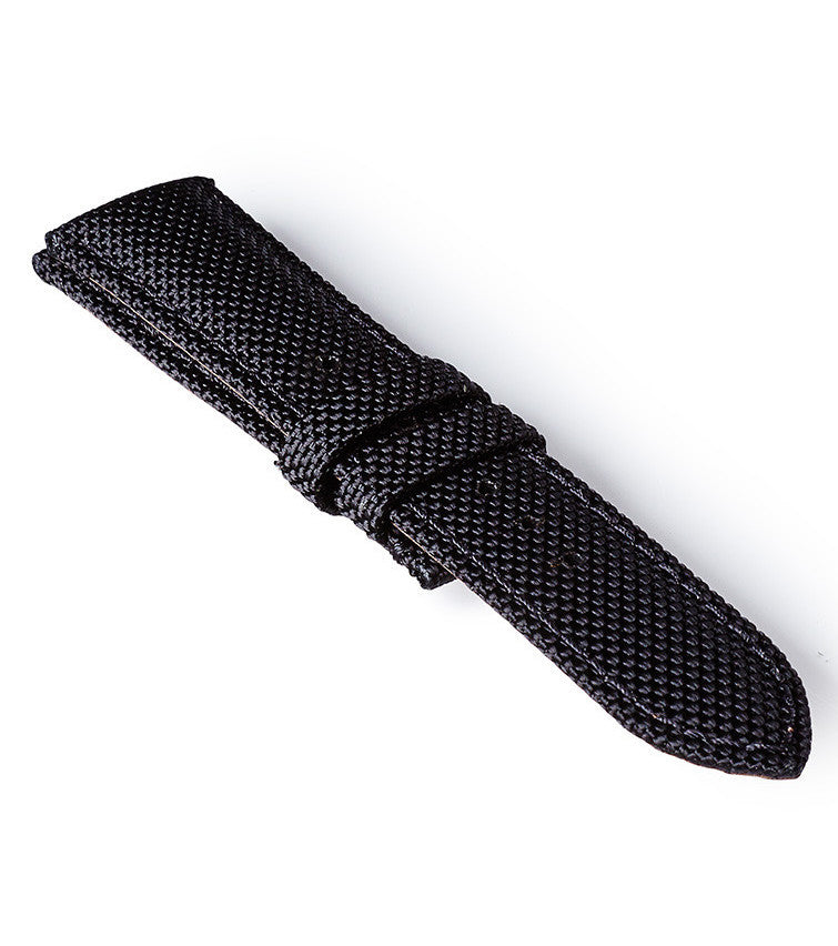 Bremont Kevlar Strap Black-Black 22mm Regular
