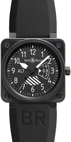 Bell & Ross Watch BR 01 96 Altimeter Limited Edition