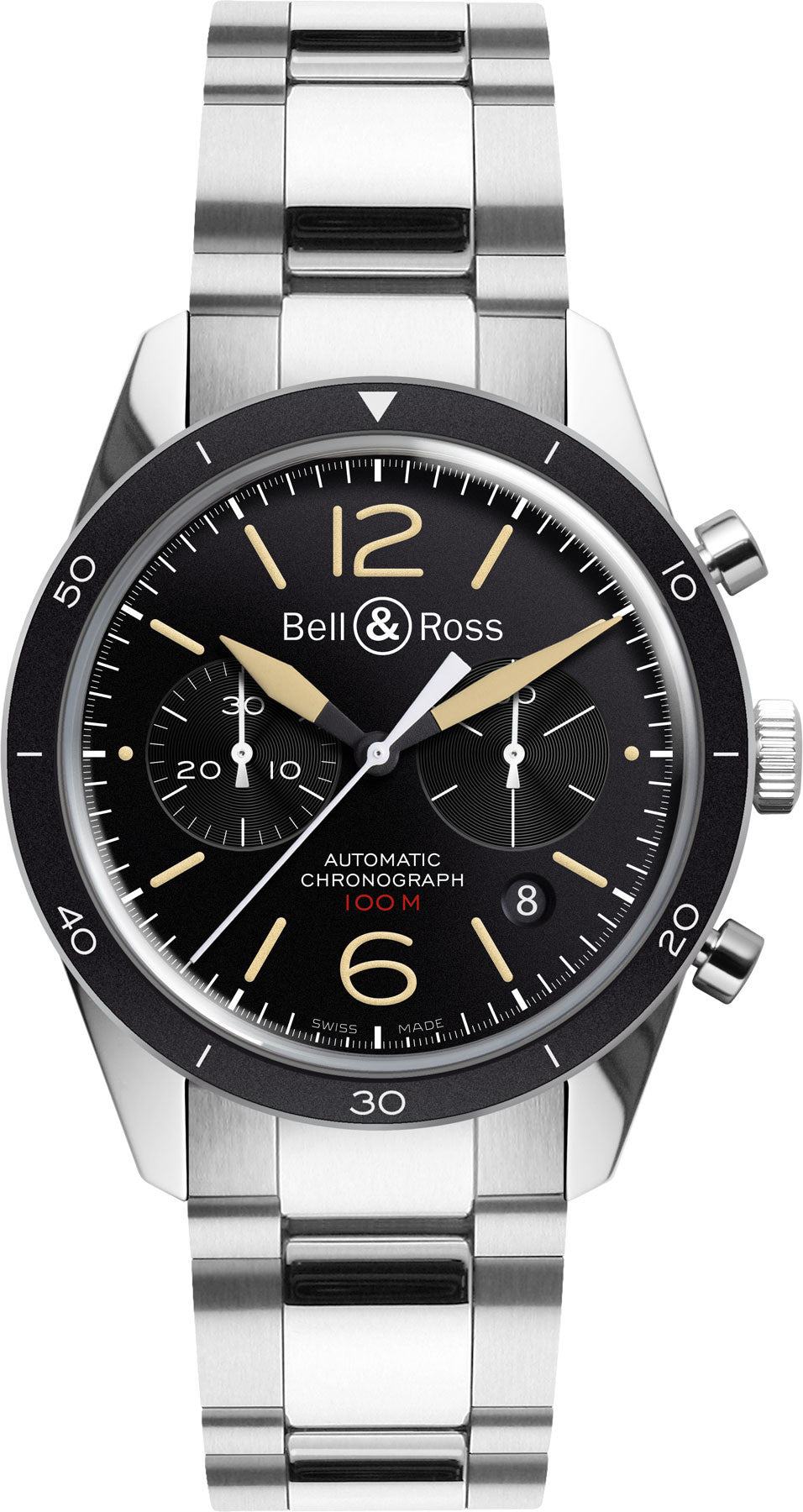 Bell & Ross Watch Vintage BR 126 Sport Heritage