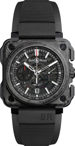 Bell & Ross Watch BR-X1 Carbon Forge Limited Edition