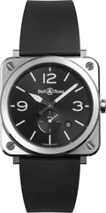 Bell & Ross Watch BRS Steel Quartz