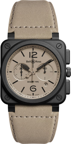 Bell & Ross Watch BR 03 94 Desert Type