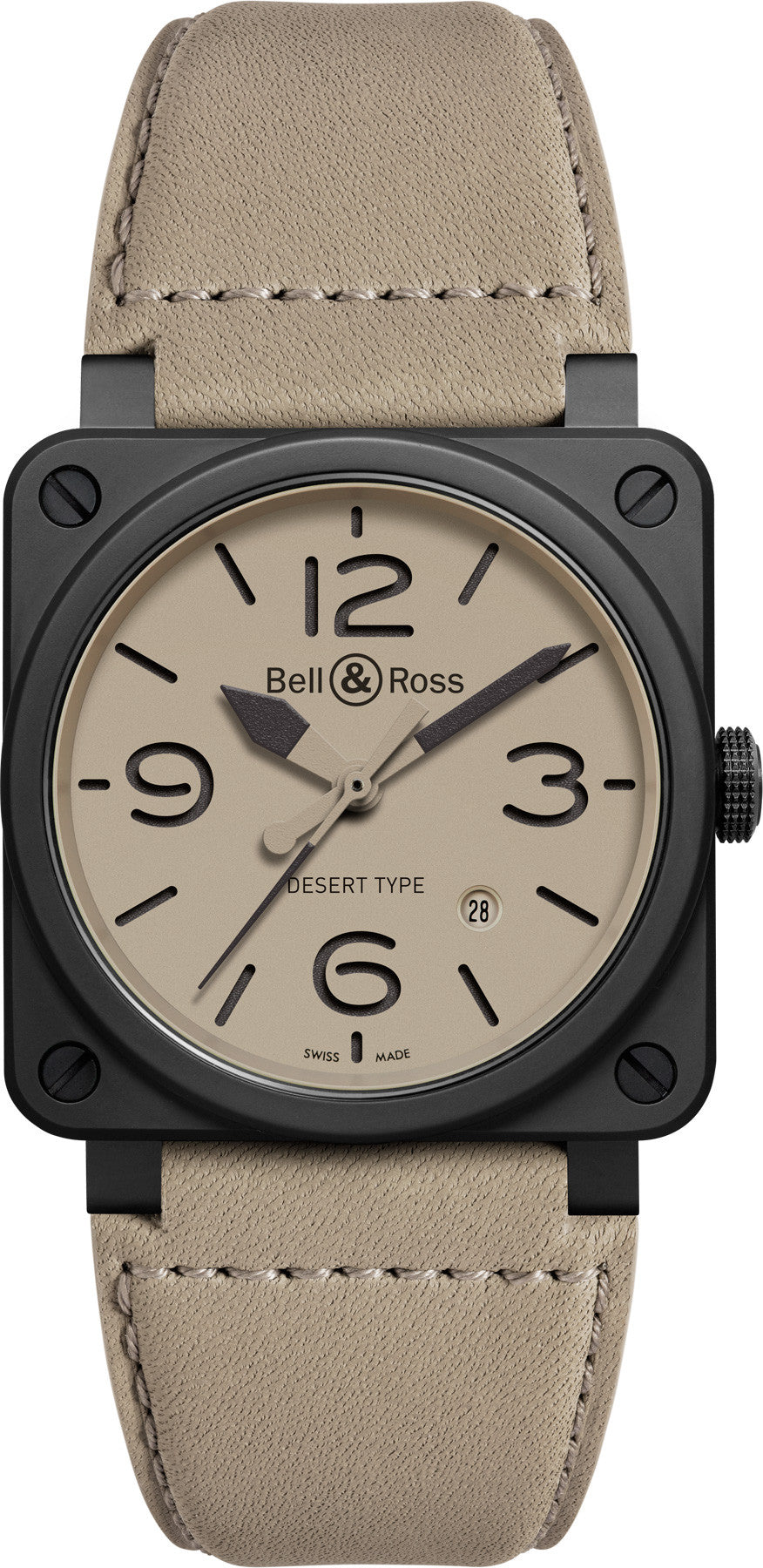 Bell & Ross Watch BR 03 92 Desert Type