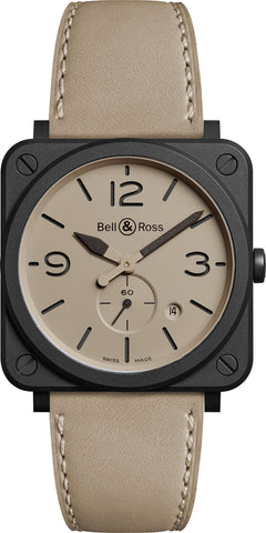 Bell & Ross Watch BR S Desert Type