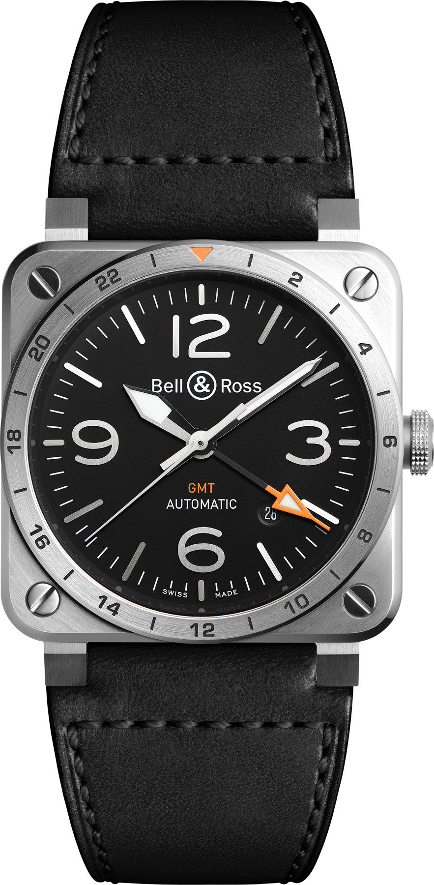 Bell & Ross Watch BR 03 93 GMT
