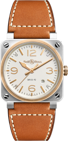 Bell & Ross Watch BR 03 92 Bi Colour