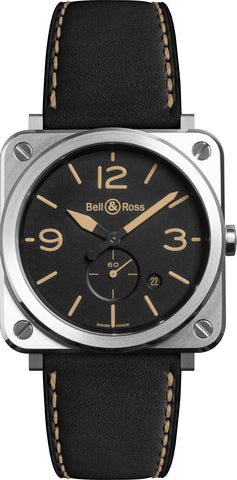 Bell & Ross Watch BRS Steel Heritage