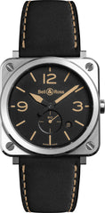 Bell & Ross Watch BR S Steel Heritage