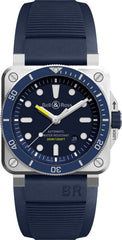 Bell & Ross Watch BR 03 92 Diver Blue Pre-Order