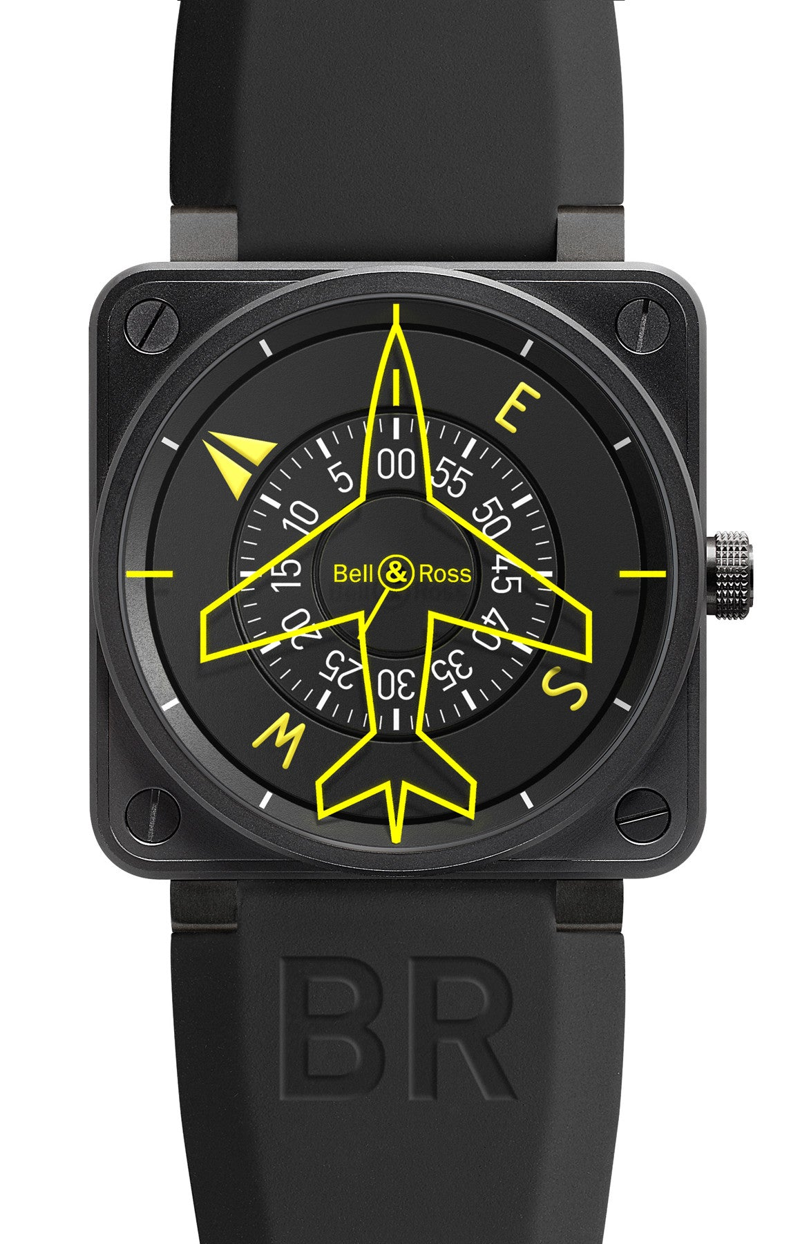 Bell & Ross BR 01 Heading Indicator  Limited Edition