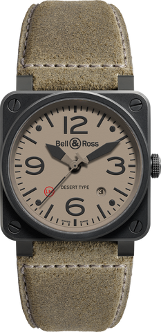 Bell & Ross Watch BR 03 92 Desert Type Limited Edition