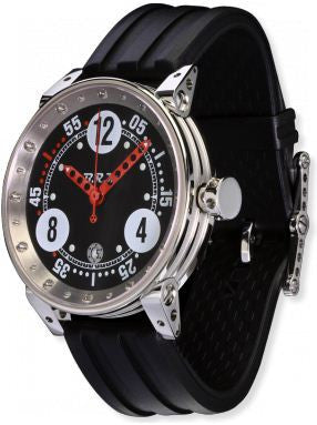 B.R.M. Watches V6-44 AR Red Hands