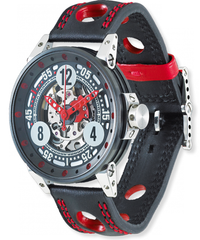 B.R.M Watch V6-44 Sport Red Hands
