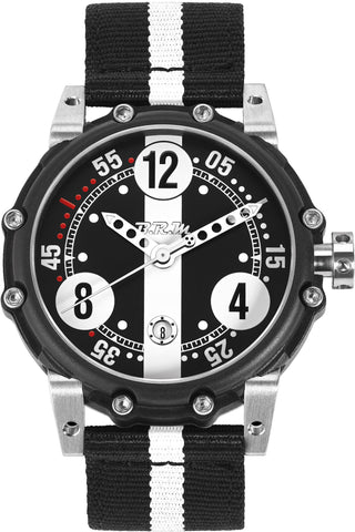 B.R.M Watch BT6-46 Grey Hands