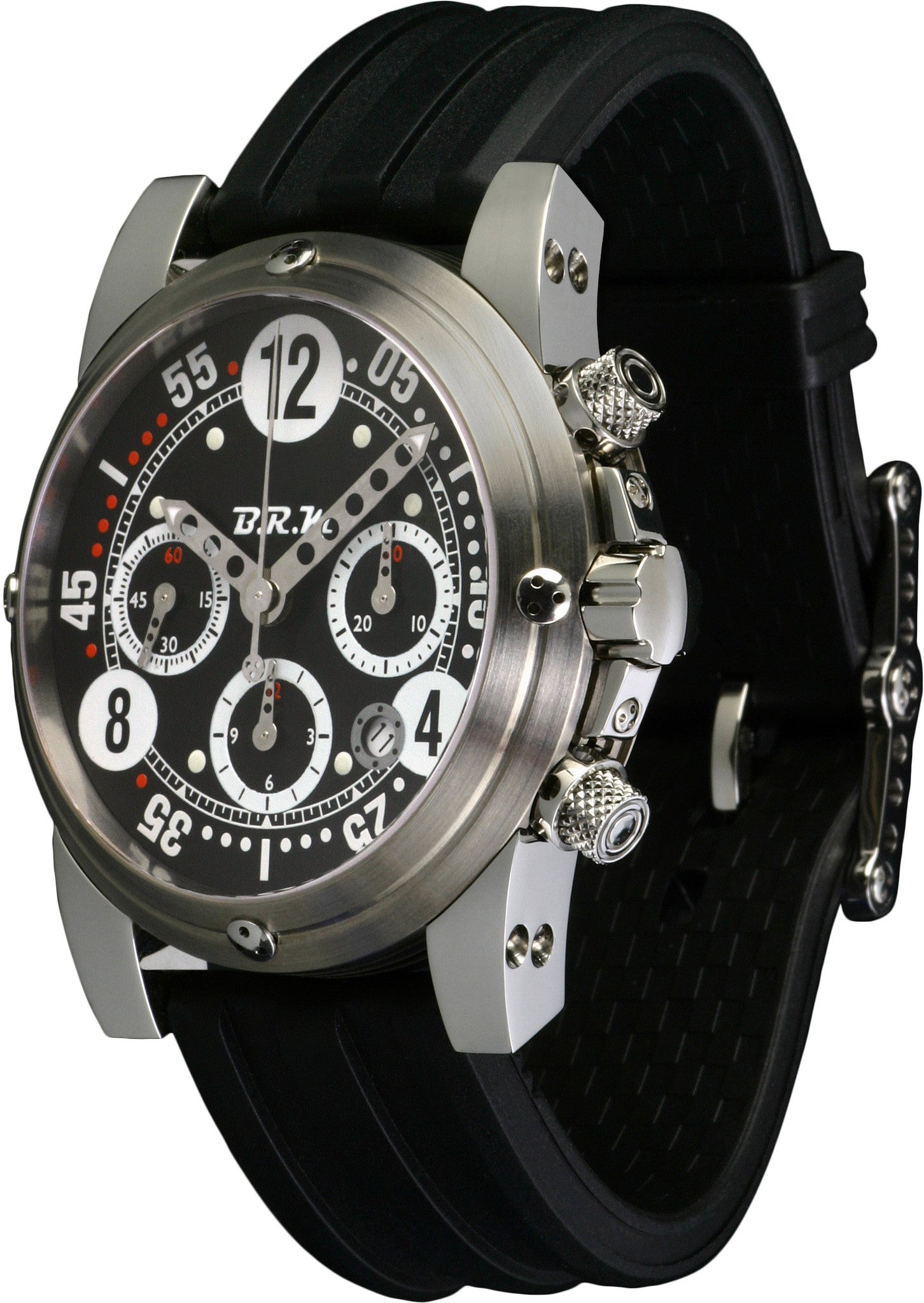 B.R.M Watch GP-44 Grey Hands