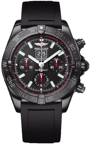 Breitling Blackbird Blacksteel