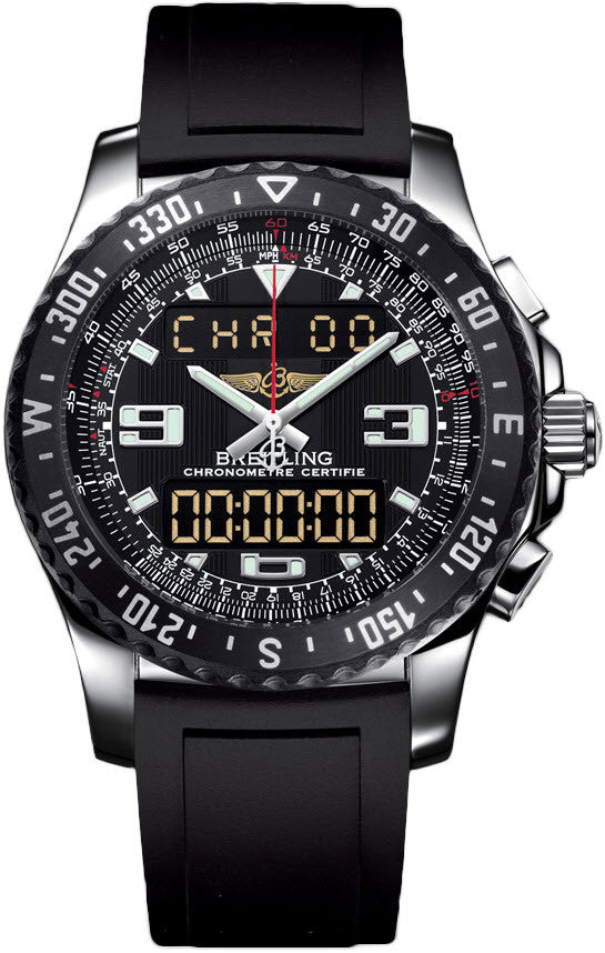 Breitling Airwolf Raven D