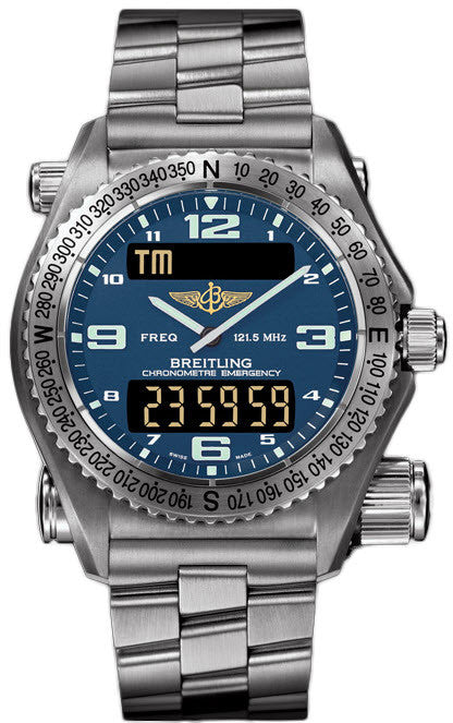 Breitling Emergency
