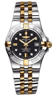 Breitling Galactic 30 Two Tone