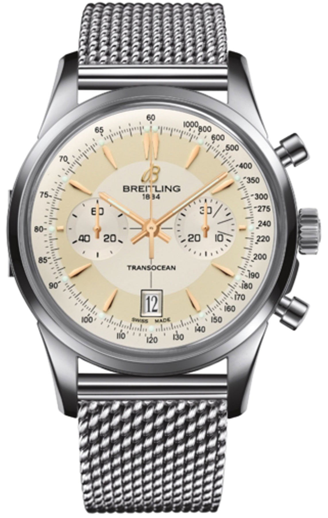 Breitling Watch Transocean Chronograph Limited Edition