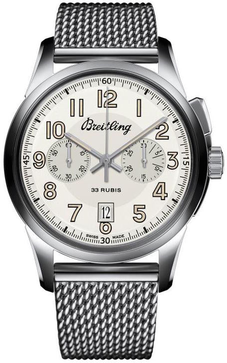 Breitling Watch Transocean Chronograph 1915 Limited Edition