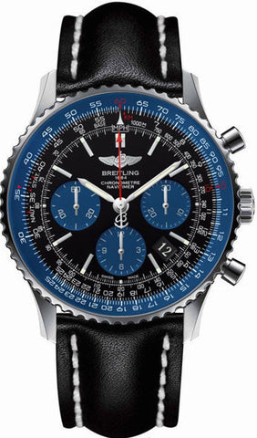 Breitling Watch Navitimer 01 Blue Edition