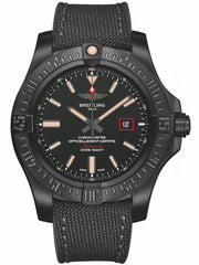 Breitling Watch Avenger Blackbird 44 Volcano Black
