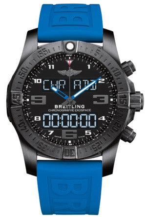 Breitling Watch Exospace B55 Night Mission TwinPro Pushbutton