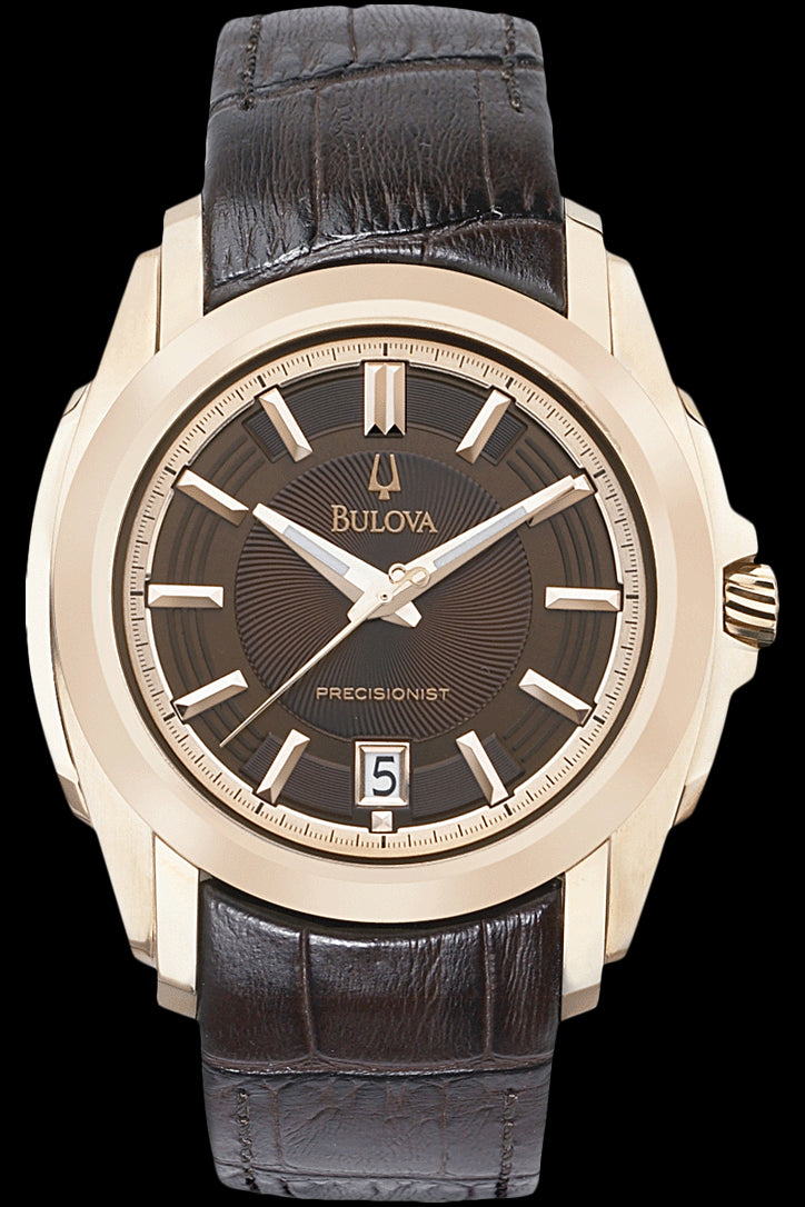 Bulova Watch Gents Precisionist Longwood D