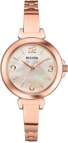 Bulova Watch Ladies Dress