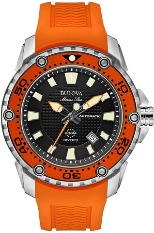 Bulova Watch Marine Star