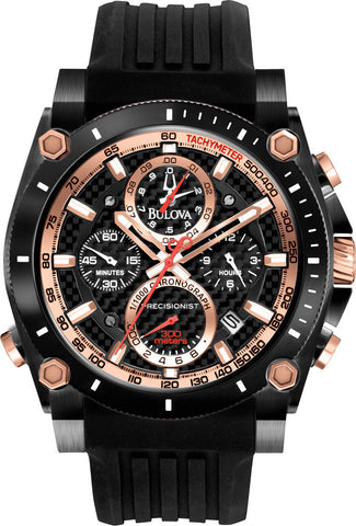 Bulova Watch Precisionist Chronograph