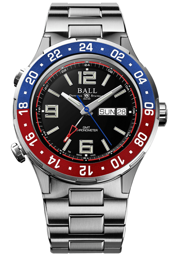 Ball Watch Company Roadmaster Marine GMT Limited Edition