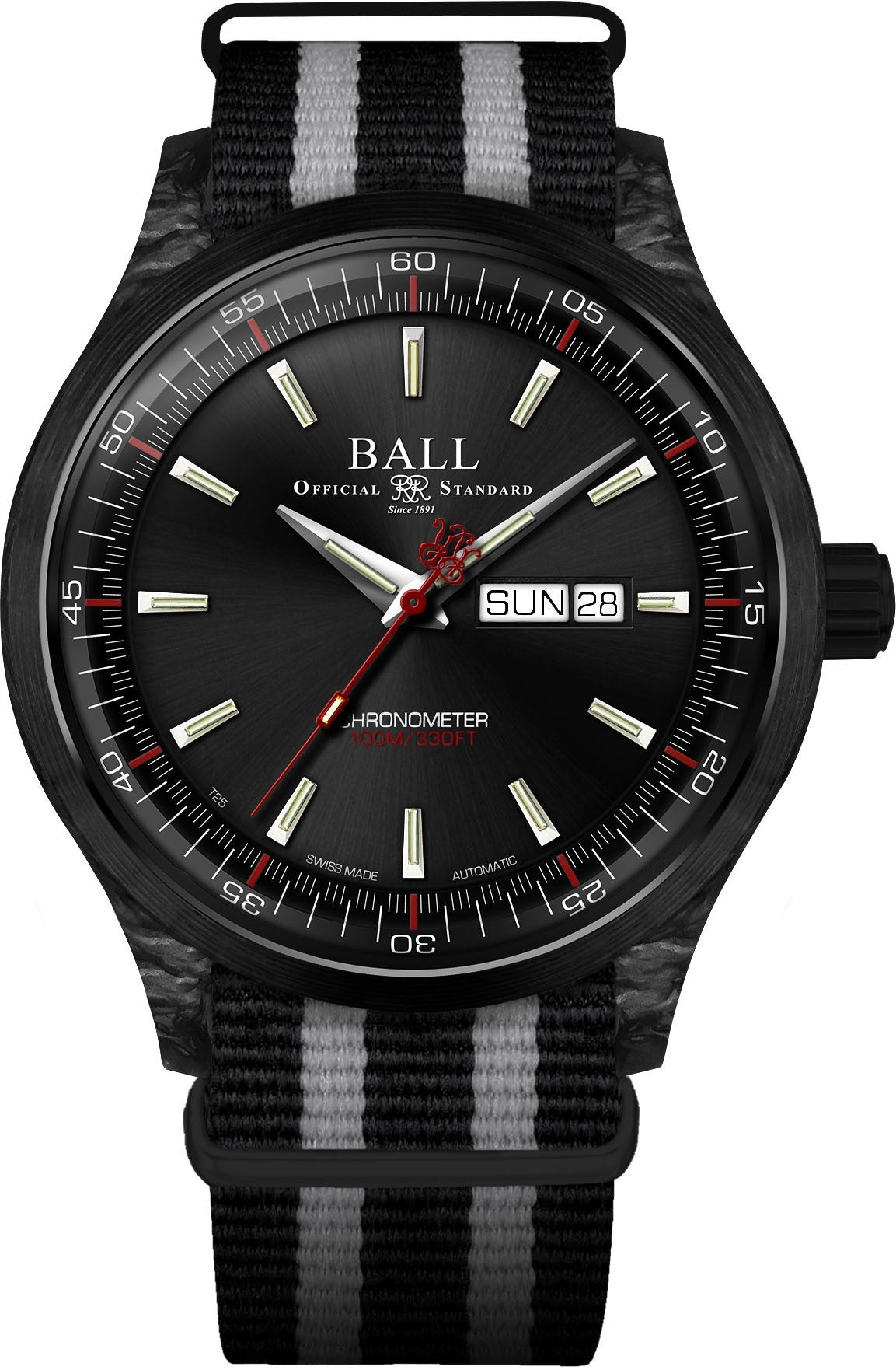 Ball Watch Company Engineer II Volcano