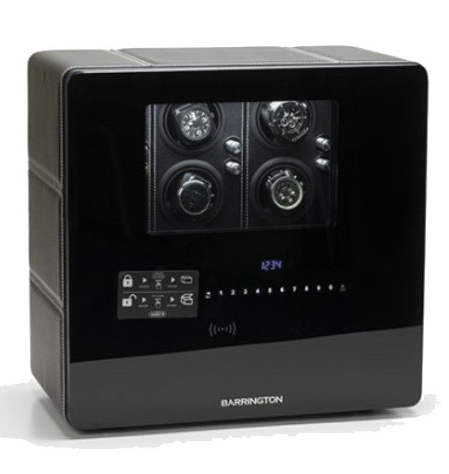 Barrington 12 Watch Winder Safe