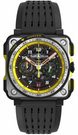 Bell & Ross Watch BR-X1 R.S.19 Limited Edition BRX1-RS19/SRB