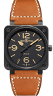 Bell & Ross Watch BR 01 92 Type Aviation Heritage BR0192-HERITAGE