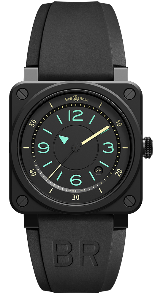 Bell & Ross Watch BR 03 92 Bi Compass Limited Edition Pre-Order