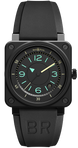 Bell & Ross Watch BR 03 92 Bi Compass Limited Edition BR0392-IDC-CE/SRB
