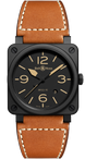 Bell & Ross Watch BR 03 92 Heritage BR0392-HERITAGE-CE