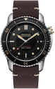 Bemont Watch Supermarine S501 Black S501/BK