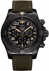 Breitling Watch Avenger Hurricane Military Breitlight Limited Edition