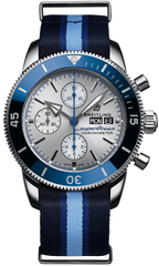 Breitling Watch Superocean Heritage II B01 Chronograph 44 Ocean Conservancy Limited Edition